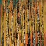 Brzozy - lato... 100x50 / Birch trees - summer...