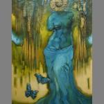 Błękitna Wenus... 150 x 100 / Blue Venus...