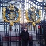 ... w Londynie,  Buckingham Palace