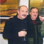 .... z Kaziem Jurgielańcem, Galeria Uniwersytetu Medycznego