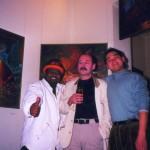 .... z egzotycznymi kolegami, Galeria Marszand